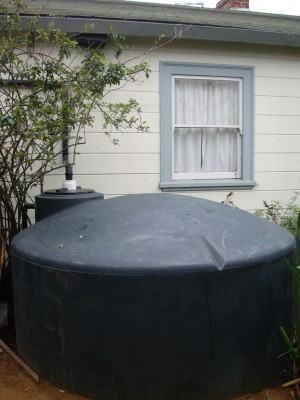 A cisterna e sua função!