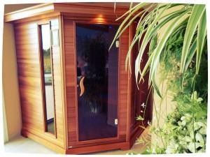 sauna dicas para a constru o da sauna fazf cil. Black Bedroom Furniture Sets. Home Design Ideas