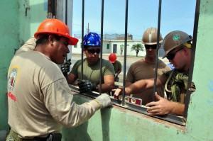 CHUMBAMENTO:  Como chumbar janelas de metal – esquadrias!