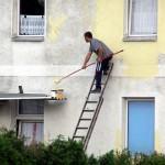 ESCADA: Dicas de segurança para trabalhos com escadas.
