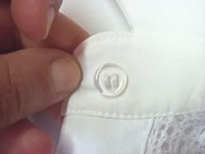 Como pregar botões a mão