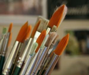 Pinceis Artisticos: Tipos & Funções !