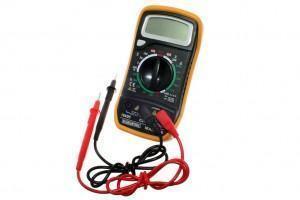 Ferramentas… eletricidade… medição!