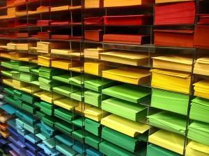 Tipos de papeis mais utilizados para escritura e imprensa!