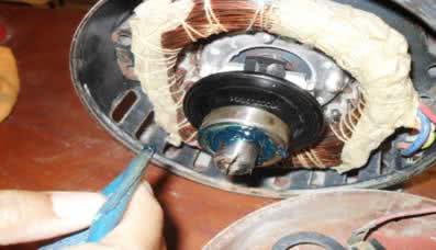 Resultado de imagem para bomba eletrica motor manutenção