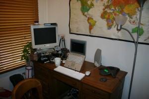 Equipamentos de trabalho! Home Office!