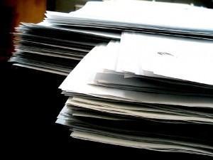 Reciclagem do papel!