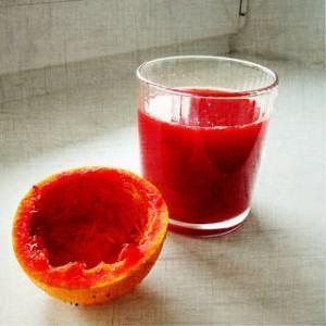 vitaminas de frutas vermelhas
