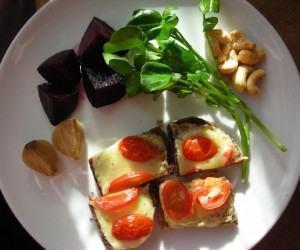 Alimentos integrais! Comer talvez menos mas muito melhor!