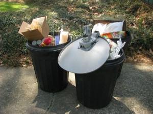 Reciclagem de materiais – lixo organico!