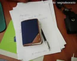 Organização diária agenda