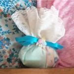 Sachês para armário de roupas femininas!
