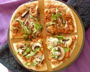 pizza para crianças