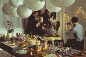 Jantar Informal: Como Organizar com Elegância