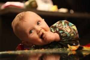 Papinhas para bebês
