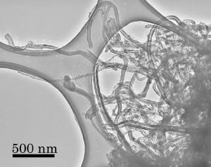 Nanotubos de carbono - nanotecnologia