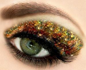 Maquiagens especiais – o rimel colorido!