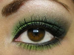 Maquiagem especiais – primer de olhos!