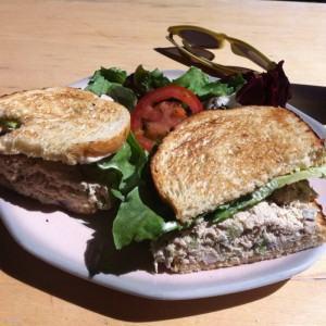 Dieta de férias Sanduíche de atum, uma ótima pedida para as férias