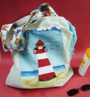 Bolsa de Praia ou Piscina! Como fazer a sua?