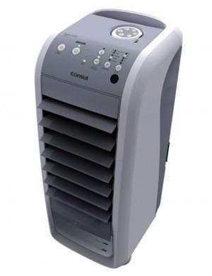 Climatizador – controle da umidade e temperatura ambiente!