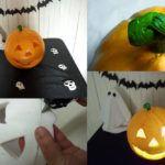 Luminária de Halloween para a Grande Festa das Bruxas!