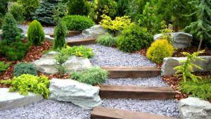 Projetando Caminhos no Jardim