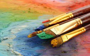 Pincéis Artísticos: Tipos e Funções
