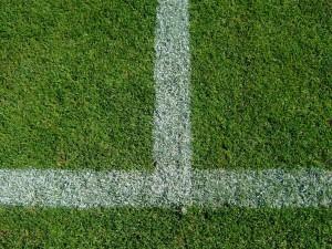 Gramados - campo de futebol