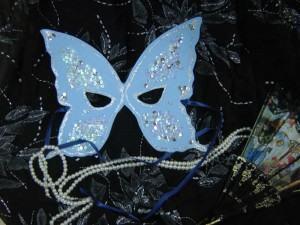 Máscara para o Carnaval em EVA!