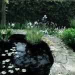 Projeto e dimensões para um lago adequado ao seu jardim