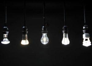 Lâmpadas: Tabela Comparativa dos Diversos Tipos