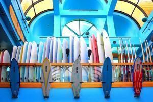Prancha de surf – Introdução à produção de pranchas!