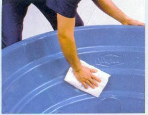 limpar caixa d'agua