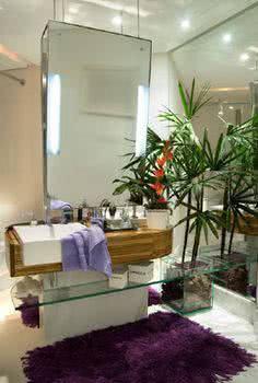Plantas de interior para banheiros e lavabos for Plantas de interior grandes precios