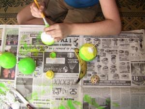 Texturas no isopor muitas dicas para facilitar o trabalho!