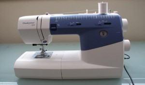 A maquina de costura – apresentação, peças e complementos!
