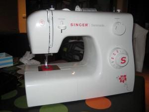 Bobina ou carretilha da maquina de costura doméstica!