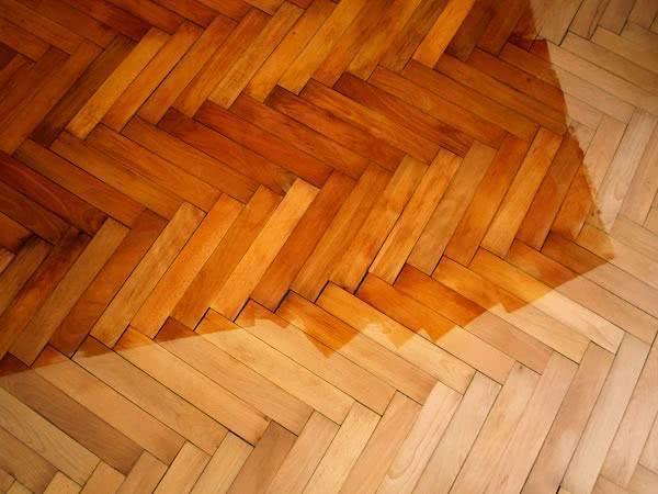 Pisos e Assoalhos em madeira  -  parquet