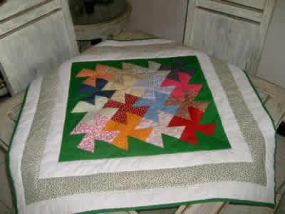 manta em patchwork