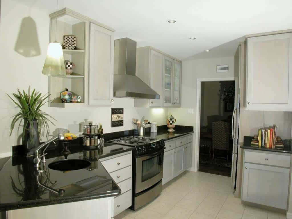 Unfitted Kitchen Design Ideas ~ Como limpar o seu fogão fazfácil
