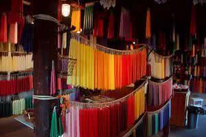Velas artesanais coloridas ll