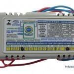 Como saber se um reator de lampada fluorescente queimou?