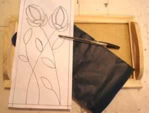 bandeja desenho