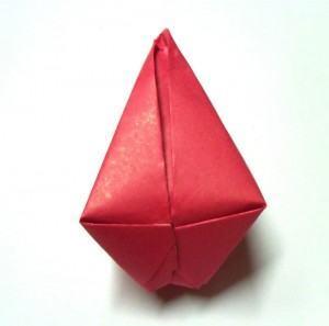 Origami de Balão de São João