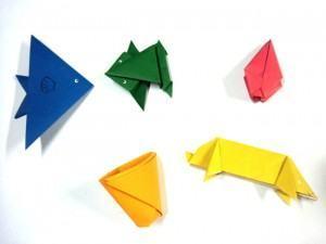 Origami – dicas básicas