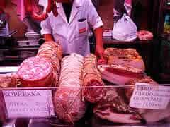 Dieta de inverno carnes
