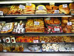 Dieta de inverno massas