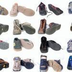 Sapatos numerações no mundo!