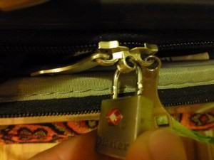 Ziper   minha mala